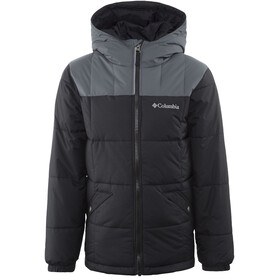Columbia Gyroslope Waterproof Jacket Boys Black